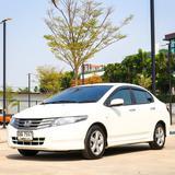Honda City 1.5 V AT ปี 2011 สีขาว