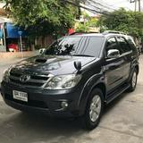 TOYOTA FORTUNER 3.0V  4WD ปี2007 AT