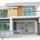 ขายบ้านเดี่ยว 2 ชั้น 50.7 ตร.ว. หมู่บ้านเดอ ตะวัน ถนนเคหะร่มเกล้า ลาดกระบัง ใกล้ ม.เกษมบัณฑิต 05457