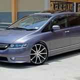 Honda Odyssey 2.4el