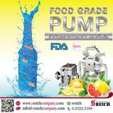 Tapflo Double Diaphragm Pump ปั๊มสำหรับกระบวนการผลิตอาหารและเครื่องดื่ม