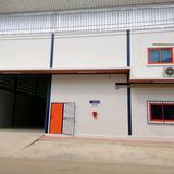 ให้เช่า โกดังโรงงานสร้างใหม่ พร้อมอ๊อฟฟิต บางบอน 5 ( ผังสีชมพู  )พื้นที่  400 ตรม  ทำเลดี   ค่าเช่าถูก