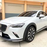 Mazda cx-3  2.0 ปี 2019 รถบ้าน มือเดียว ปุ๋มสตาร์ท หลังคาซันลูป กล้องรอบคัน