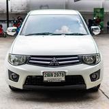 2014 MITSUBISHI TRITON 2.5 GLX MEGA CAB