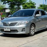 TOYOTA ALTIS 1.6 E CNG รถปี 2011
