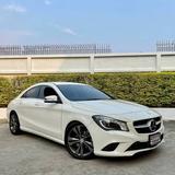 94 Mercedes Benz CLA 200 ปี 2016 สีขาว