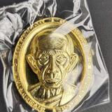 เหรียญกฐินหลวงพ่อรวยหน้ายักษ์ปี63 วัดตะโก