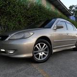 Honda Civic Dimention 2.0E 2005 มือเดียว ประวัติศูนย์ ไม่ติดแก๊ส สมบูรณ์ พร้อมใช้