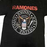 เสื้อยืดลาย Ramones