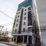 ขายอาคารสำนักงาน 6 ชั้นห้องมุม ย่านรัชดา พร้อมลิฟท์ 1200 ตรม. ใกล้MRTสุทธิสาร