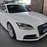 2012 AUDI TTS 2.0 COUPE TFSI QUATTRO สีขาว เกียร์ออโต้ Audi TTs 2.0
