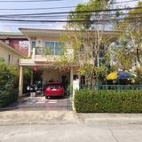 ขายบ้านเดี่ยว 2 ชั้น หมู่บ้านศุภาลัย วิลล์ อ่อนนุช-สวนหลวง ถนนเฉลิมพระเกียรติร. 9 ซอย 62 ราคา 7. 8 ล้าน - 05523