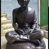 พระบูชาหลวงปู่หมุน อายุ 105 ปี รุ่นเสาร์ 5 น่าตัก 9 นิ้ว