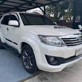 TOYOTA FORTUNER 3.0 4WD ปี2012