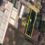 K ขาย ที่ดิน  บางพลัม 12-1 ถ.บ้านวังข่า วัดสิงห์ทอง ใกล้ถนนราชพฤกษ์ 115 ตร.วา เหมาะสร้างบ้านอยู่อาศัย โกดัง
