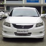 2012 Honda accord 2.4 jp