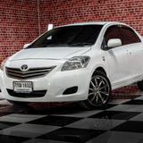 2011 Toyota Vios 1.5 (ปี 07-13) J Sedan