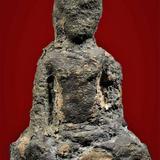พระอู่ทองท้องช้างชินเงินพิมพ์ใหญ่ กรุวัดพระศรีรัตนมหาธาตุ ลพบุรี