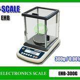 เครื่องชั่งดิจิตอล เครื่องชั่ง ละเอียด300g เครื่องชั่งตั้งโต๊ะ ยี่ห้อ T-Scale รุ่น EHB-300G++