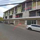 อาคารพาณิชย์ YE-20 ตำบลศิลา ขอนแก่นแก่น ใกล้เซเรนิตี้คอนโด Sila Khonkaen