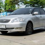 Toyota Corolla Altis 1.6 E Sedan