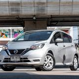 Nissan Note 1.2 V ปี 2018 สีเทา