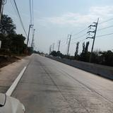 ขายที่ดิน 8 ไร่ ติดถนนใหญ่สายบ้านโพธิ์-แปลงยาว (3304) อ.บ้านโพธิ์ จ.ฉะเชิงเทรา