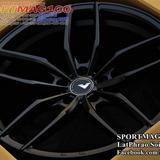 แม็กซ์ใหม่ Vorsteiner F105 สีดำ(MattBlak)