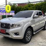 Nissan NP 300 Navara 4Door 2.5 Calibre E ปี 2019