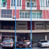 73209 - ขายอาคารพาณิชย์ 1 คูหา 3.5 ชั้น พร้อมชั้นดาดฟ้า 17 ตรว. ในตลาดสดไอยรา ใกล้ตลาดไท