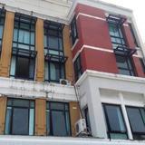 ตึกอาคารสำนักงาน 4ชั้นให้เช่า ติดริมถนนใหญ่ โครงการบ้านกลางกรุง (Office Park Bangna)