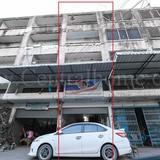 อาคารพาณิชย์ 4 ชั้นครึ่ง สามเเยกปทุมวิไล ปทุมธานี