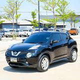 Nissan Juke 1.6 V (ท๊อป) ปี 2015 สีดำ