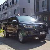 ขายรถบ้าน Toyota Hilux Revo 2.4 Prerunner E Double Cab 2019 A/T สีขาว