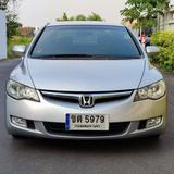 Honda civic 1.8s