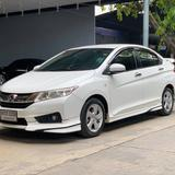 156 Honda New City 1.5 V Plus AT 2015