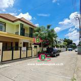 บ้านแฝด 2 ชั้น ม.ปัญฐิญา พระราม 5 โครงการ 3 เนื้อที่ 39.9 ตรว.อ.เมือง จ.นนทบุรี
