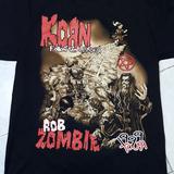 เสื้อยืดลาย Korn