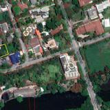 ขายที่ดินเปล่า 147 ตรว. หมู่บ้านนวธานี ถนนเสรีไทย ซอยต้นโครงการ ใกล้ทางขึ้น-ลงมอเตอร์เวย์
