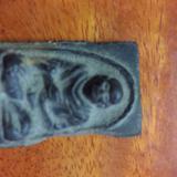 พระสมเด็จพุฒาจารย์โต  รุ่น 113 พ.ศ.2411 ด้านหลัง ร.5 จปร.เนื้อผงสีดำเก่าเก็บ