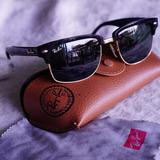 RAY-BAN CLUBMASTER SQUARE - RB3916 130331 -Sunglasses
