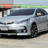 รถบ้านแท้ๆ เจ้าของขายเอง ปี 2017 Toyota Altis 1.8S Esport AT ตัวท็อป