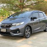 37 Honda New Jazz GK 1.5 RS (MNC) ปี 2019 สีขาว เกียร์ออโต้