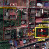 ขาย ที่ดิน เหมาะสำหรับอาศัย ทำการค้า ที่ดิน เพชรเกษม110 3 งาน 44 ตร.วา พร้อมโอน