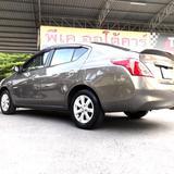 2012 Nissan Almera 1.2V Auto  สีน้ำตาล
