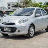 Nissan March 1.2 2011(ปี 10-16) EL Hatchback AT