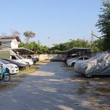 ขายด่วน ที่ดินเปล่า 170 ตารางวา พร้อมบริการให้เช่าที่จอดรถ รายได้ประมาณ 20,000บาท ต่อเดือน
