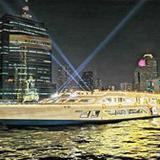 รับจองเรือดินเนอร์ ล่องเรือแม่น้ำเจ้าพระยา เรืออลังกา ราคาพิเศษ!!!