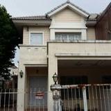 ขายบ้านแฝด หมู่บ้านทิพธนา ถนนเพชรเกษม 55 ใกล้ MRT หลักสอง