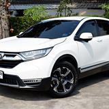 Honda CRV 1.6 EL AWD ดีเซล ท๊อปสุด ปี17